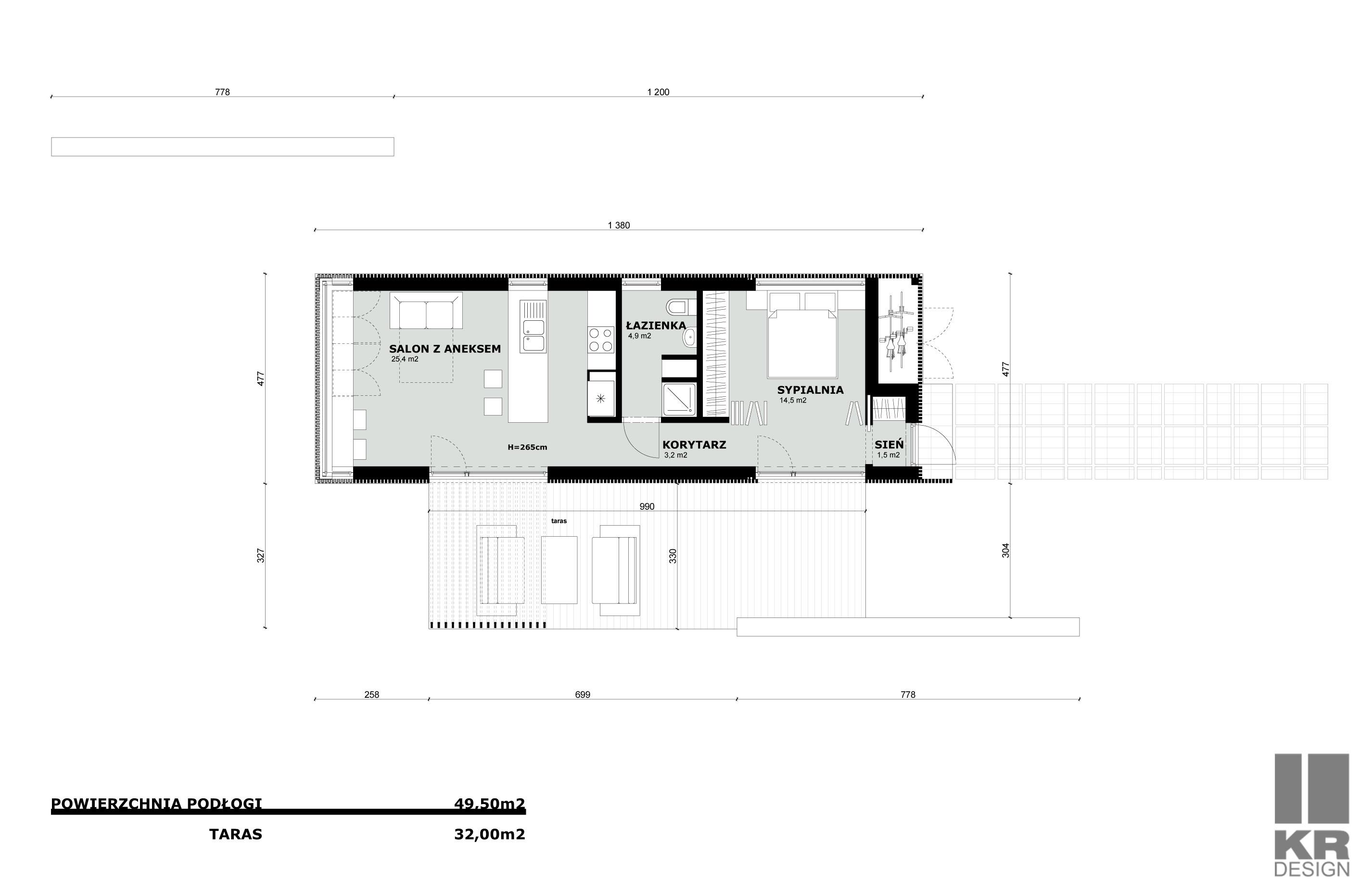 dom letniskowy, rzut, rojekt domu drewnianego, styl nowoczesny, wspaniały projekt