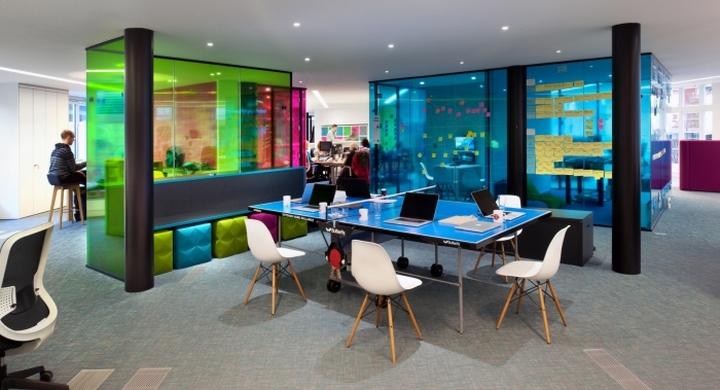kreatywne biuro, projektowanie wnetrz, projekt biura, architekt karolina radoń, projektant biura, wnetrze, wystrój