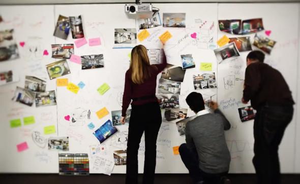 tablice suchościeralne, ściany na których piszemy
