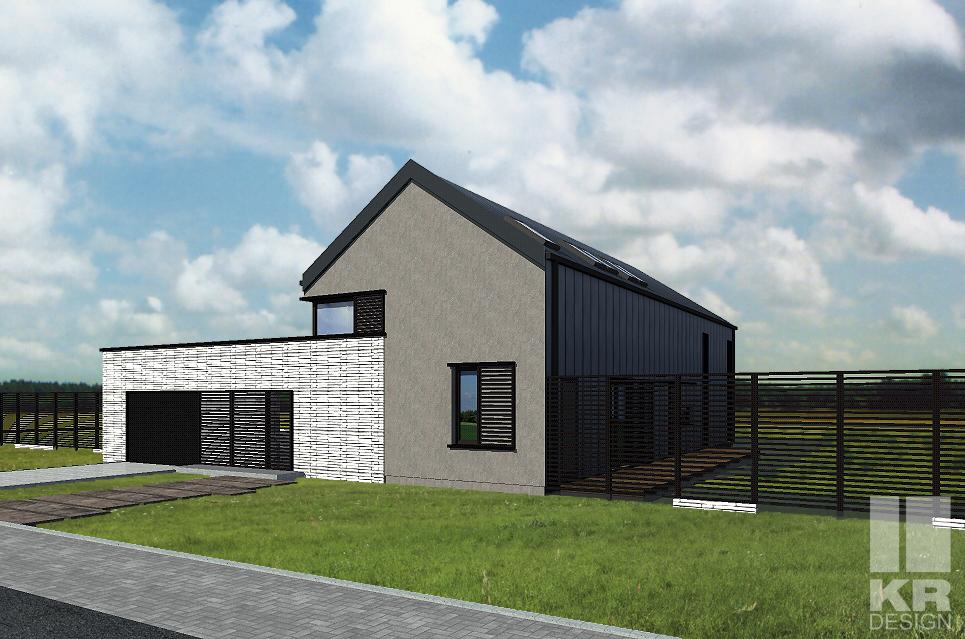 dom indywidualny, projekt domu, stodoła nowoczesna, super projekt