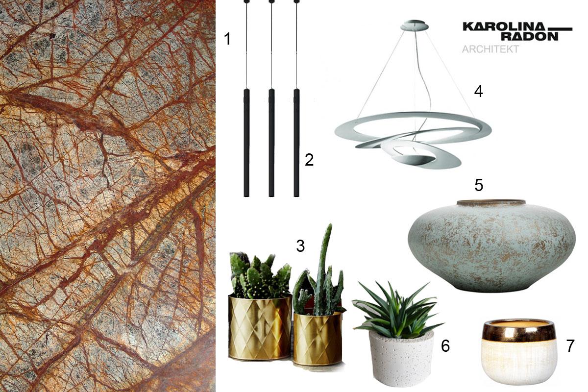 architekt karolina radoń, projektowanie wnętrz