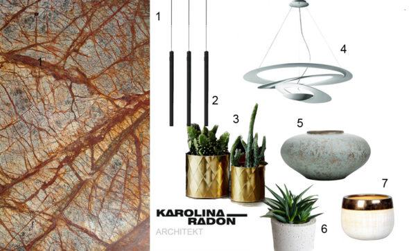 krdesign, karolina radoń projektowanie, architekt karolina radoń, homebook