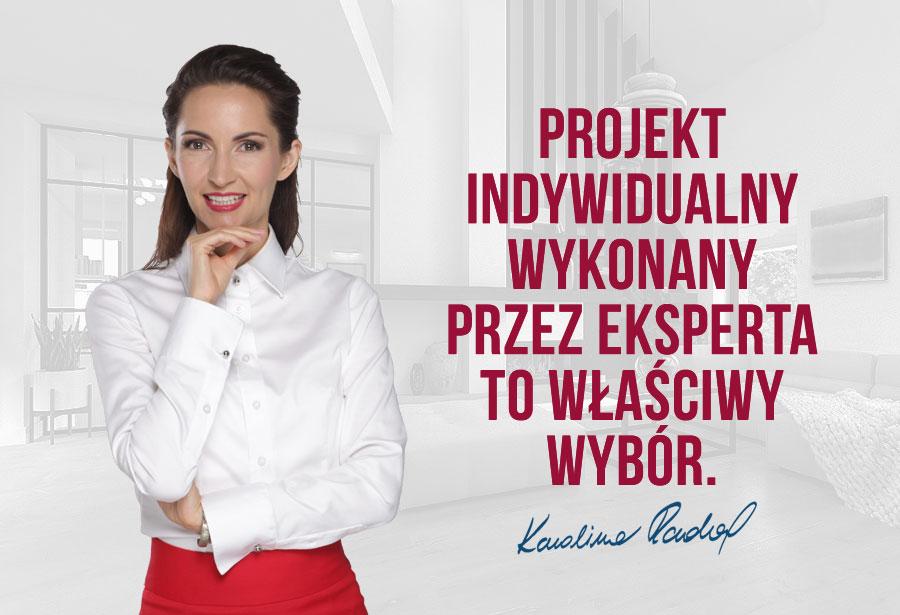 Architekt Karolina Radoń Ekspert